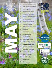 Earth Month May Calendar