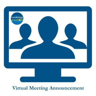 Virtual meeting icon