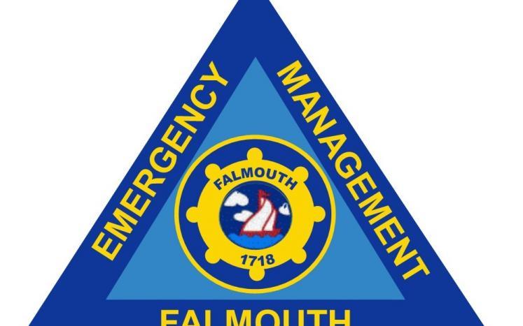Falmouth EMA logo