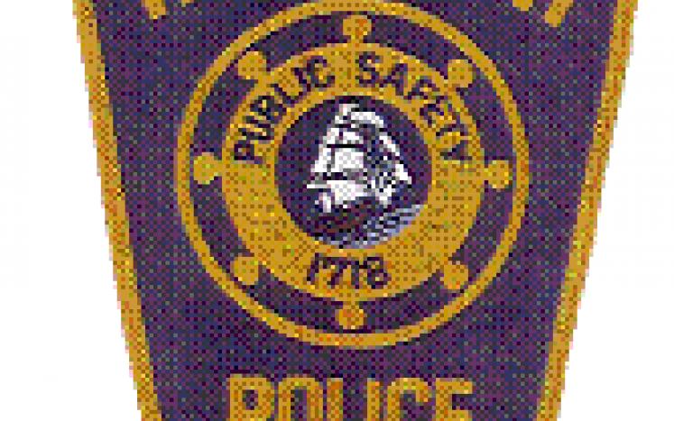 Falmouth Police Logo