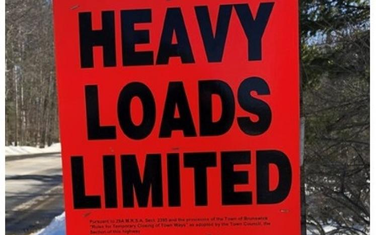 heavy loads limited