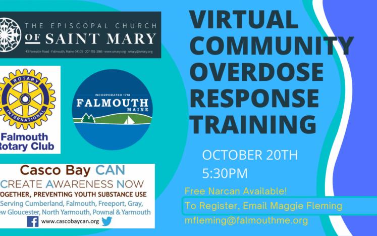 Virtual Community Overdose Response Training