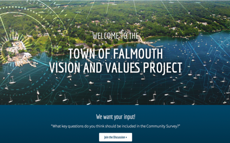 Vision and Values Project Portal